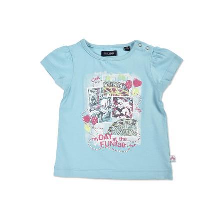 BLUE SEVEN T-Shirt Jahrmarkt türkis