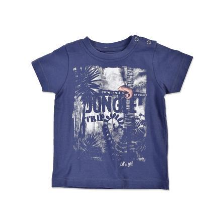BLUE SEVEN Boys T-Shirt Dschungel dunkelblau