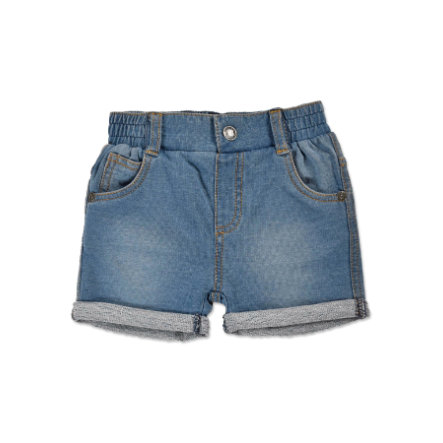 BLUE SEVEN Girls Jeansshorts hellblau