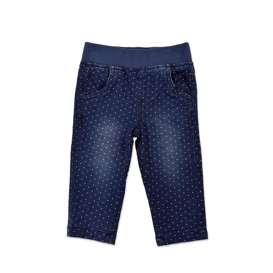 BLUE SEVEN Girl Jeans Sweathse jeans blu