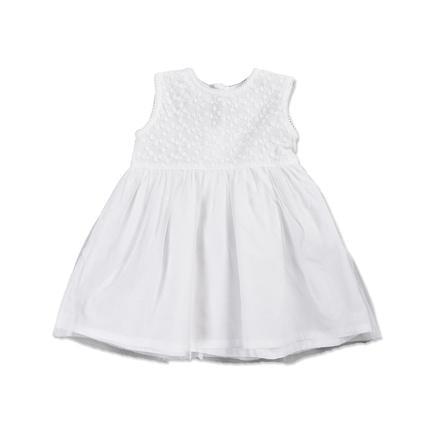 BLUE SEVEN Vestido de bebé blanco