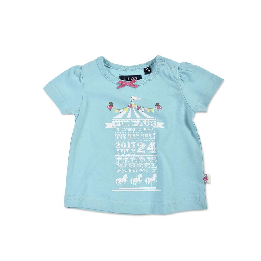 BLUE SEVEN Girl s T-Shirt circuscyaan