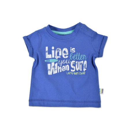 BLUE SEVEN Boys T-Shirt Surfing Ocean