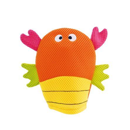 bieco Gant de toilette enfant Crabe