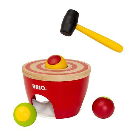 BRIO® Juego de bolas y martillo