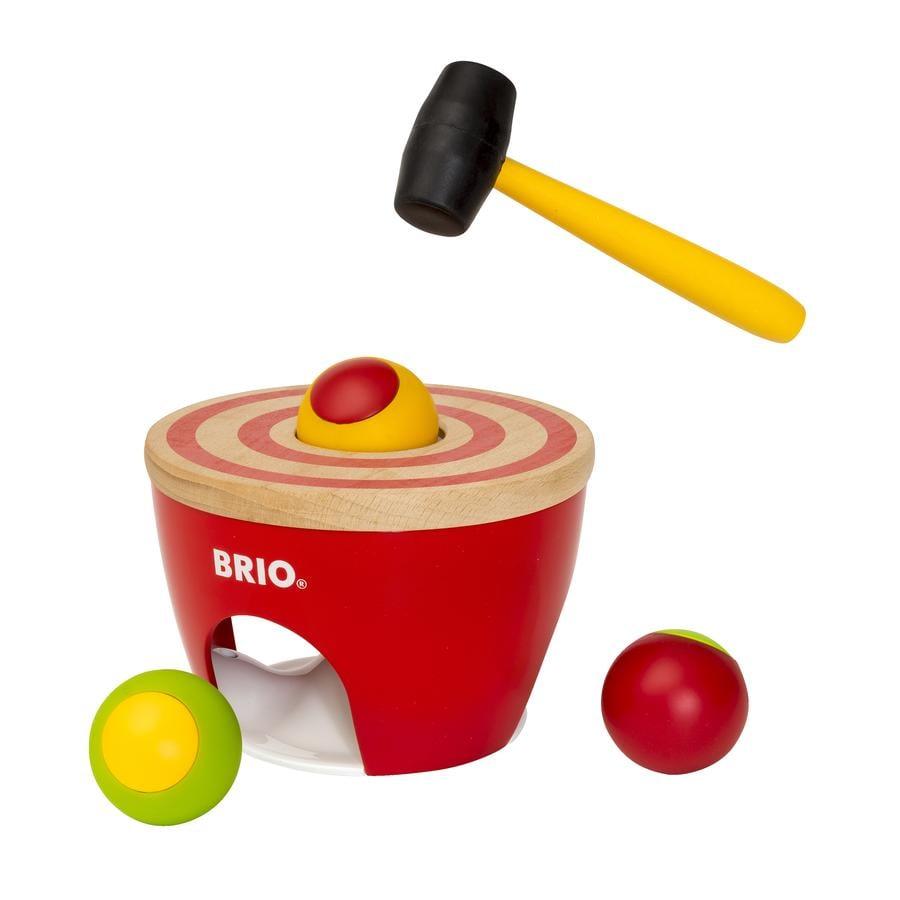 BRIO® Zabawka z młotkiem i kuleczkami