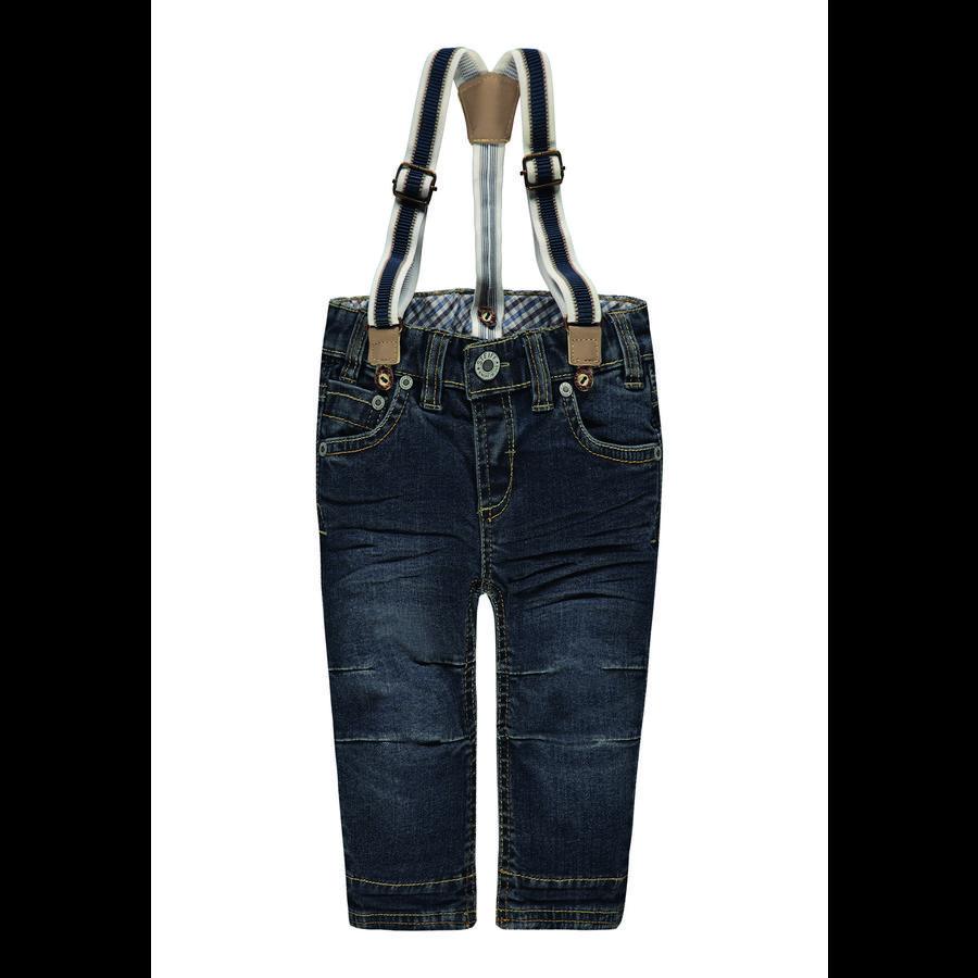 Steiff Boys Jeans mit Hosenträgern