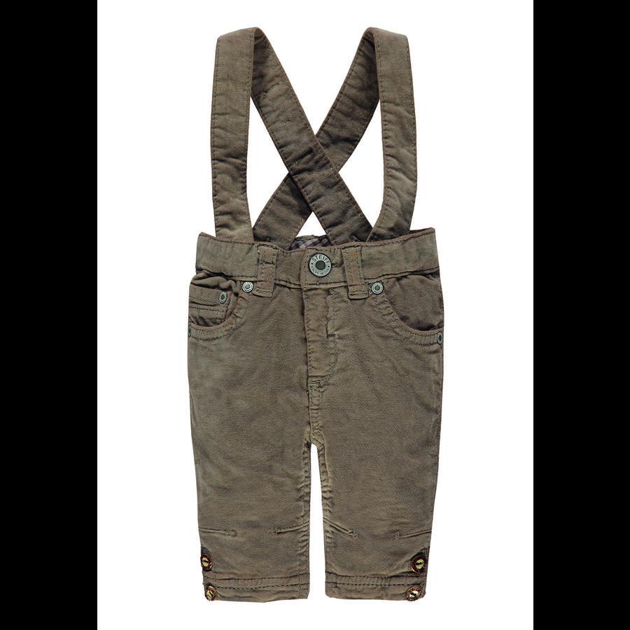 Steiff Boys Spodnie z szelkami