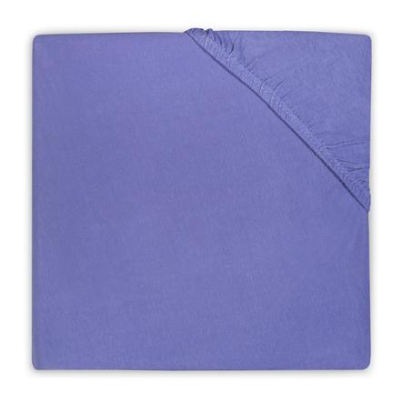 jollein Drap-housse Jersey violet 75 x 150 cm