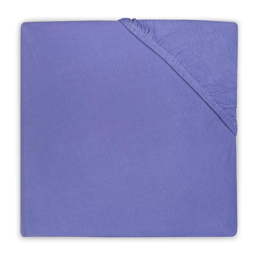 jollein Stræklagen Jersey violet 75x150cm