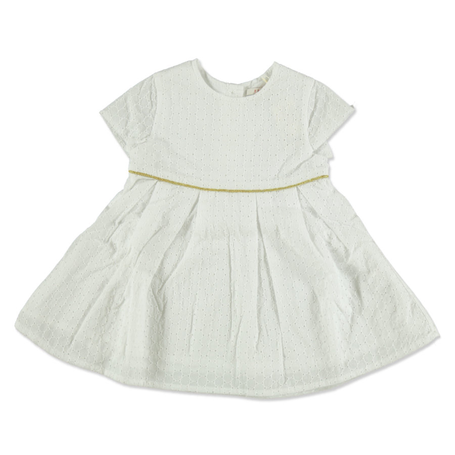 ESPRIT Newborn Girls Kleid weiß