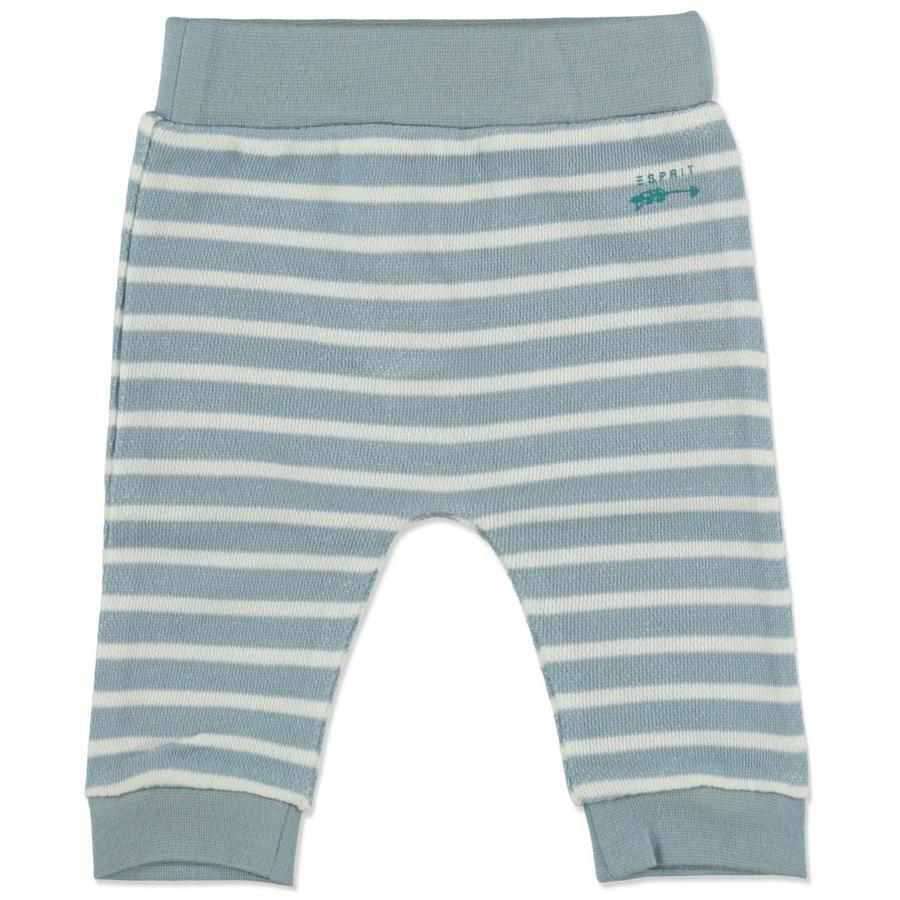 ESPRIT Boys Pantalon de survêtement bleu pastel