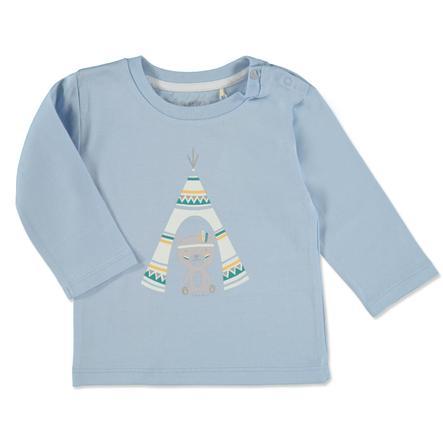 ESPRIT långärmad tröja pastellblå