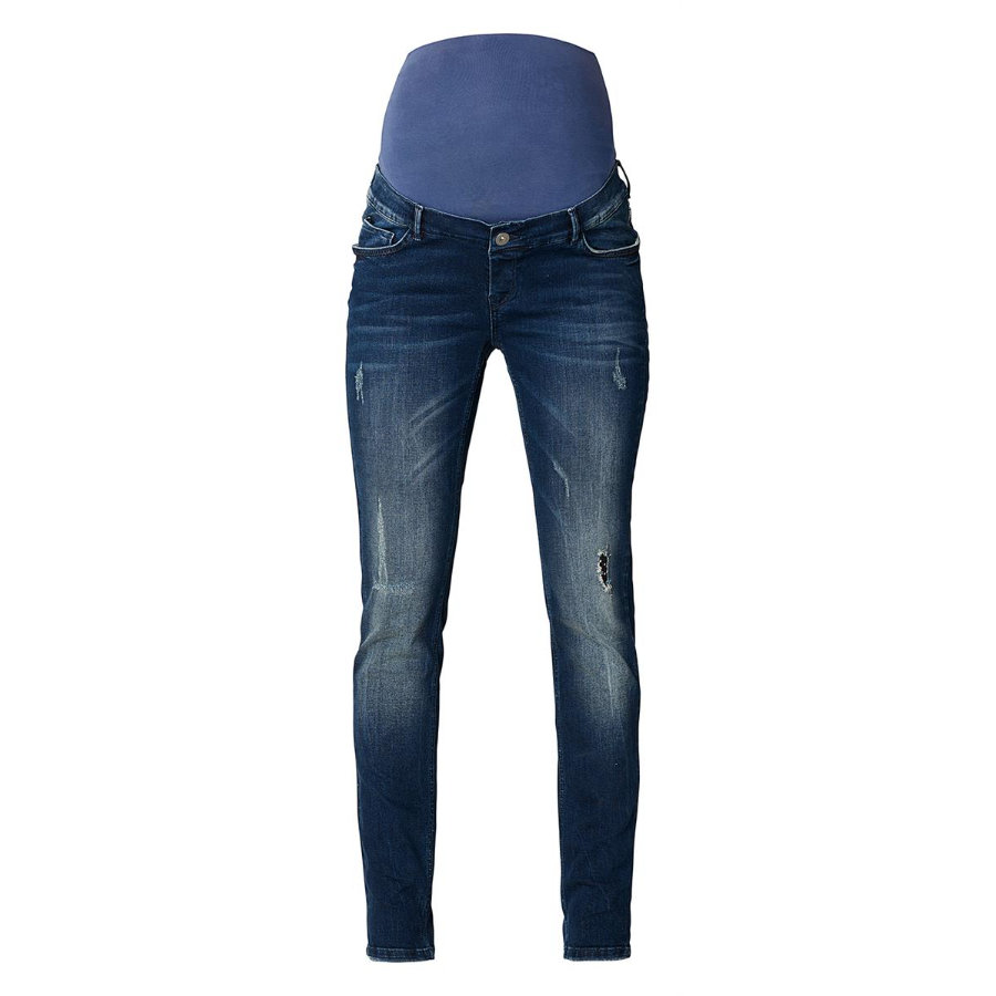 noppies Umstandsjeans Mila Blue Denim