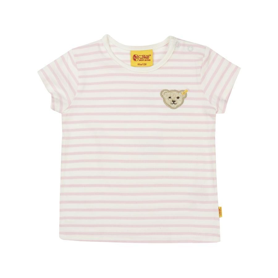 Steiff T-Shirt barely pink