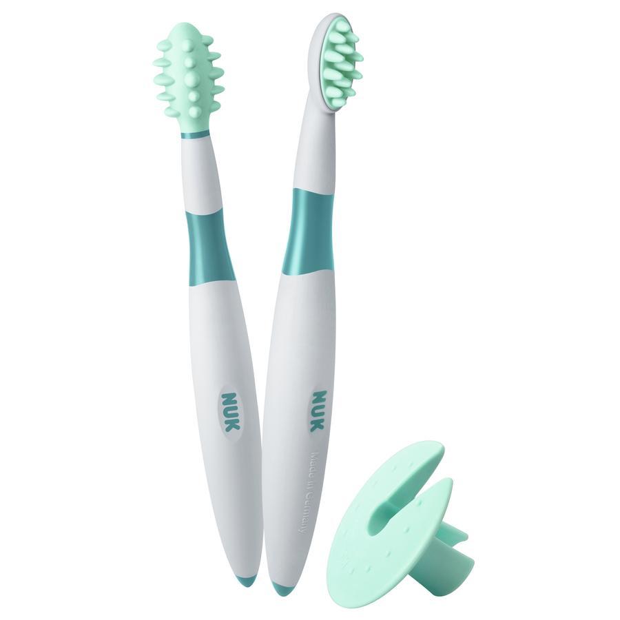 NUK 1er Kit éducatif d'hygiène dentaire