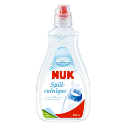 NUK Płyn do mycia butelek z dozownikiem piany
