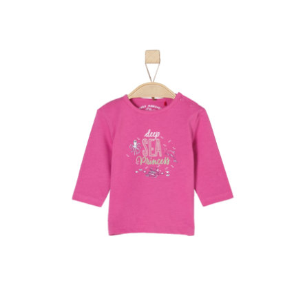 s.Oliver Girl s Manches longues rose