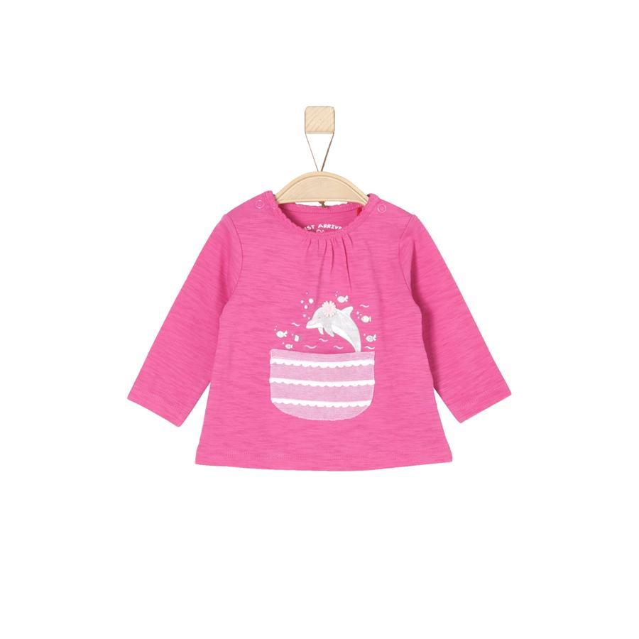 s.Oliver Girl s Longsleeve pink