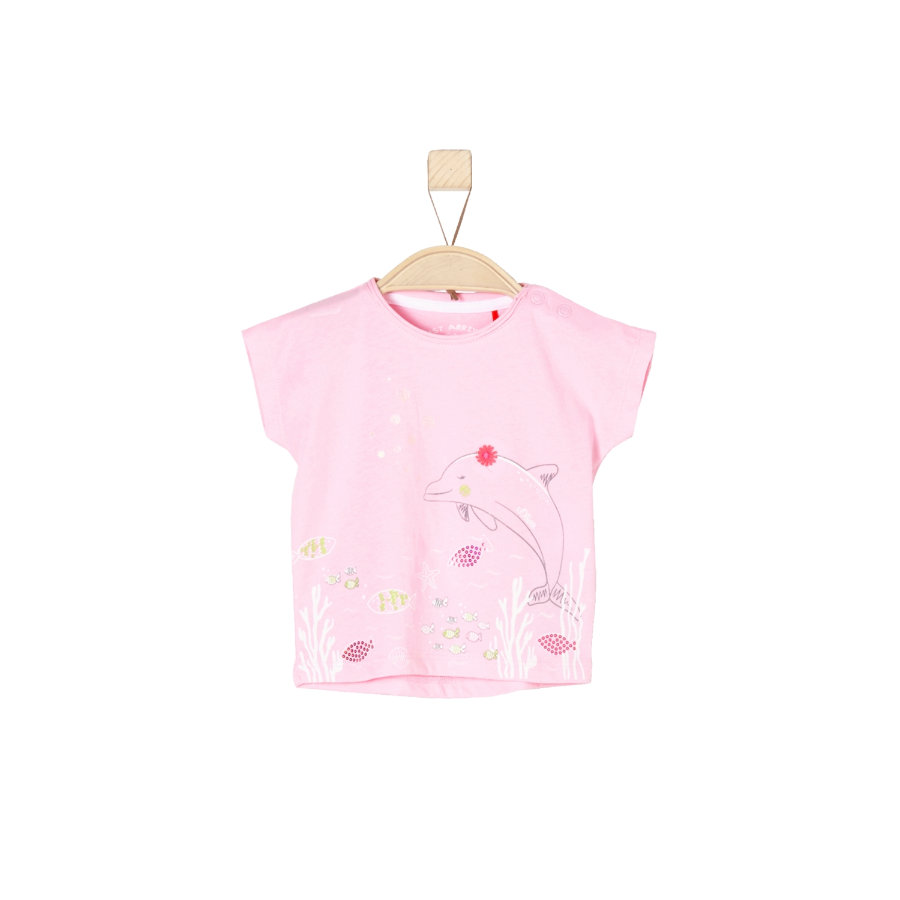 s.Oliver T-Shirt light pink