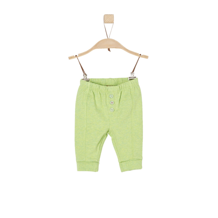 s.Oliver Boys Sweathose light green melange