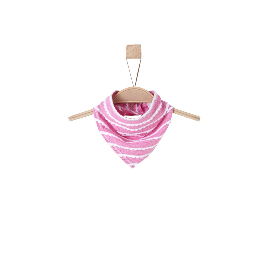 s.Oliver Girls Dreieckstuch pink stripes