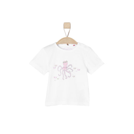 s.Oliver Girls T-Shirt white girls