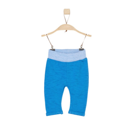 s.Oliver Boys Pantalones de chándal azul oscuro