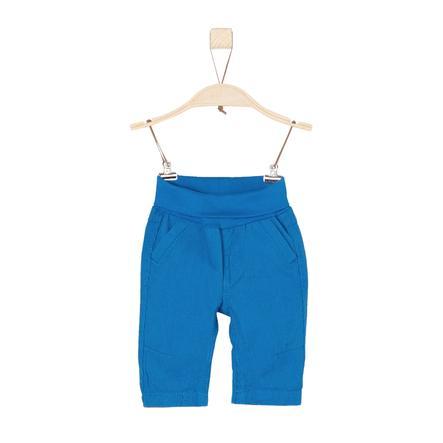 s.Oliver Boys Spodnie w niebieskich paskach.