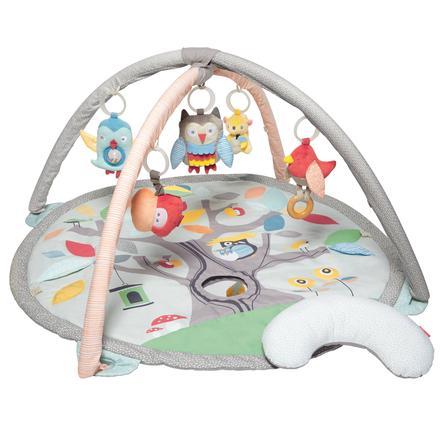 SKIP HOP Treetop Friends Krabbel-/Spieldecke in Pastellfarben