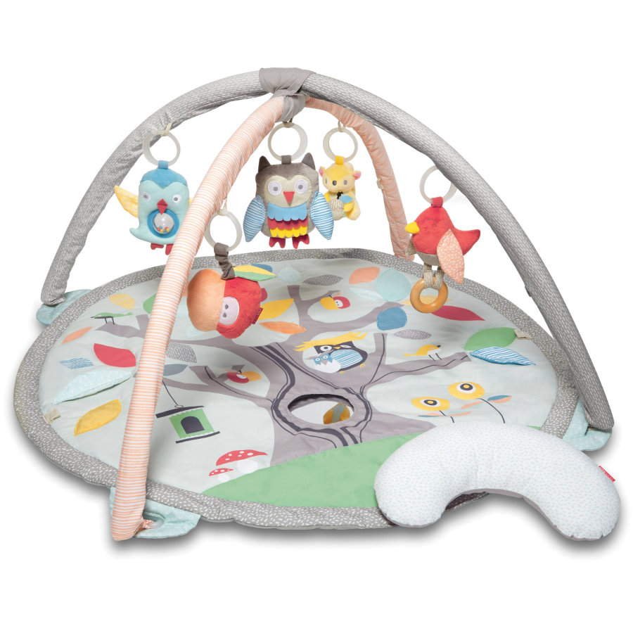 SKIP HOP Treetop Friends Activity Gym Babygym, pastell