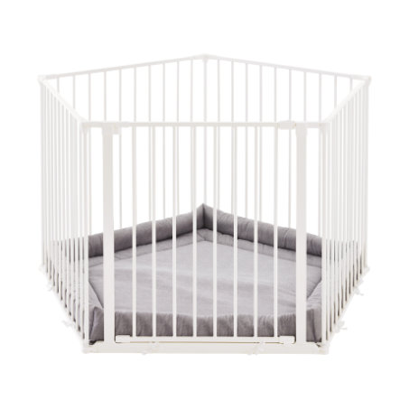 Baby Dan Box per bambini Park-A-Kid bianco