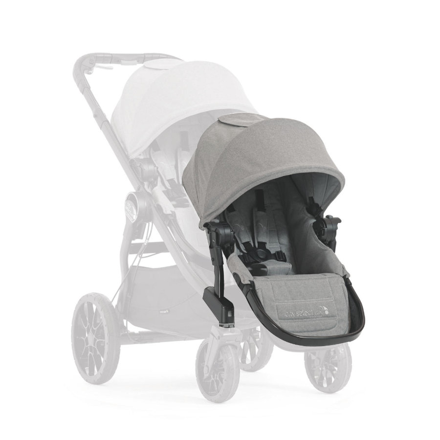 baby jogger Zweitsitz für City Select Lux Slate