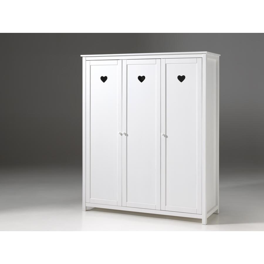 VIPACK skříň Amori 3-dveřová