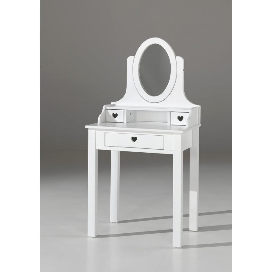 VIPACK Kampauspöytä peilillä Amori