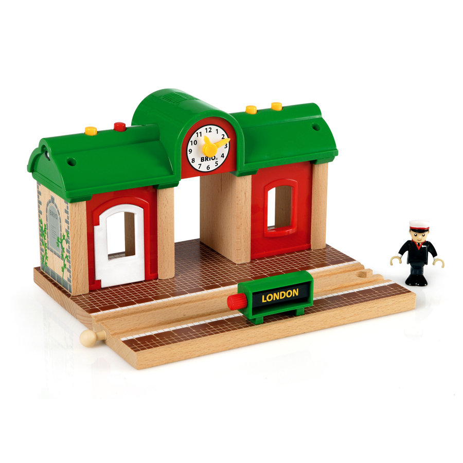 BRIO Talking Station 33578