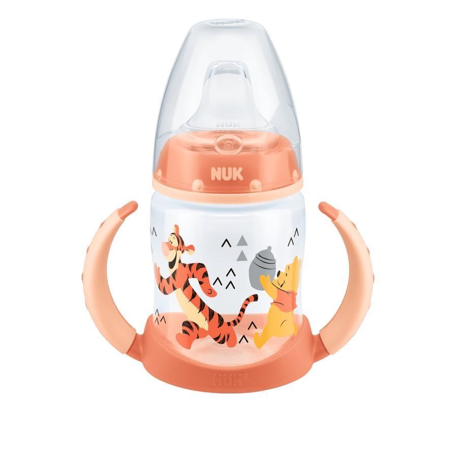 NUK Babyfles First Choice Design: Tijgertje en Winnie de Poeh vanaf 6 maanden 150ml