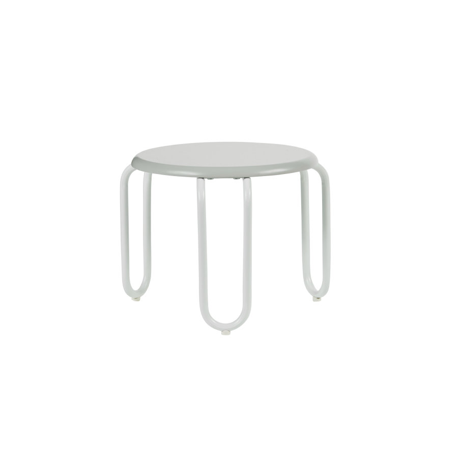 Kids Concept® Hocker Linus grau