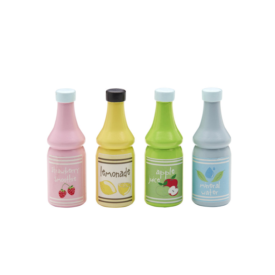 Kids Concept Botellas de juego - set de 4