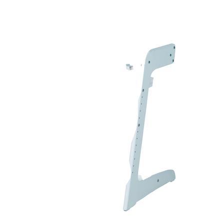 Roba Jídelní židlička Kid Up, bílá
