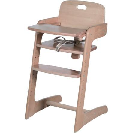 Roba Jídelní židlička Kid Up, přírodní
