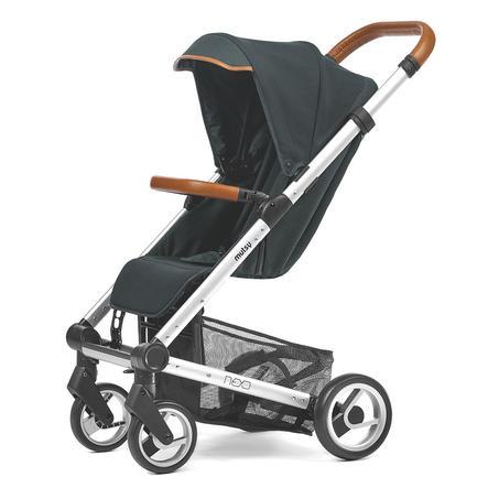 mutsy Kinderwagen Nexo Grey Melange