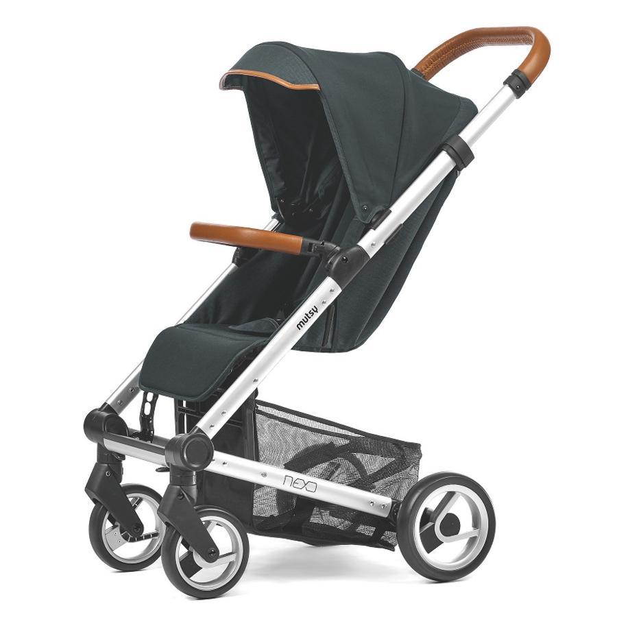 mutsy Wózek dziecięcy Nexo Grey Melange