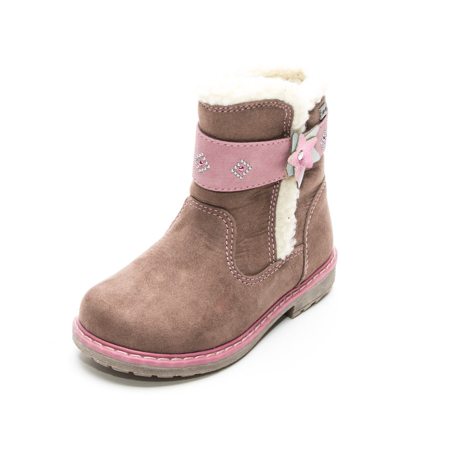 Be Mega Girl s boots fiore/star mud
