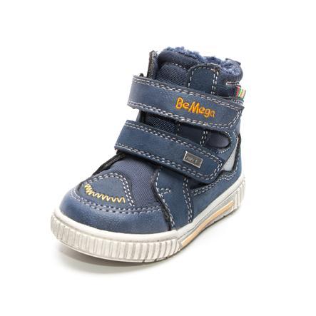 Be Mega Boys Boots Spiral bleu marine