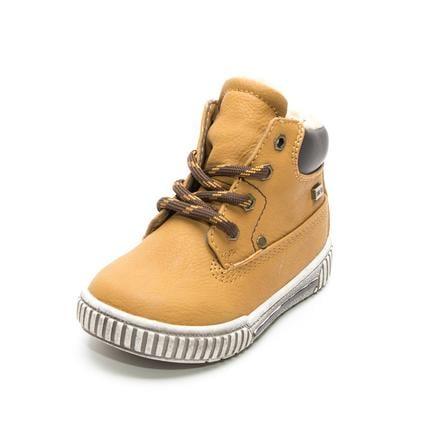 Bądź Mega Boys Boots Camel.