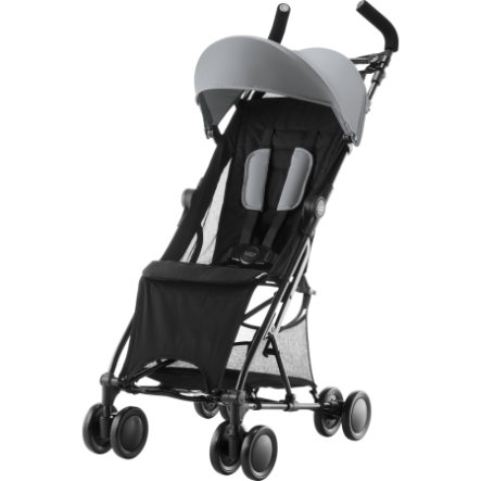 Britax Poussette-canne Holiday Steel grey