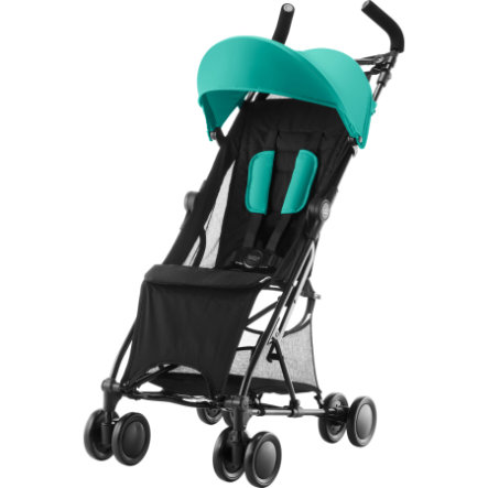 Britax Klapvogn Holiday Aqua Green