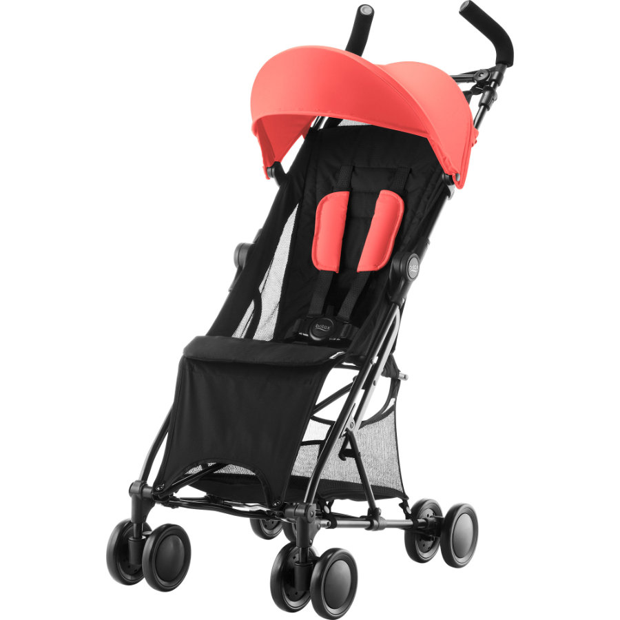 Britax Sittvagn Holiday Coral Peach