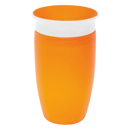 Munchkin Miracle® 360° Kubek Niekapek 296 ml kolor pomarańczowy